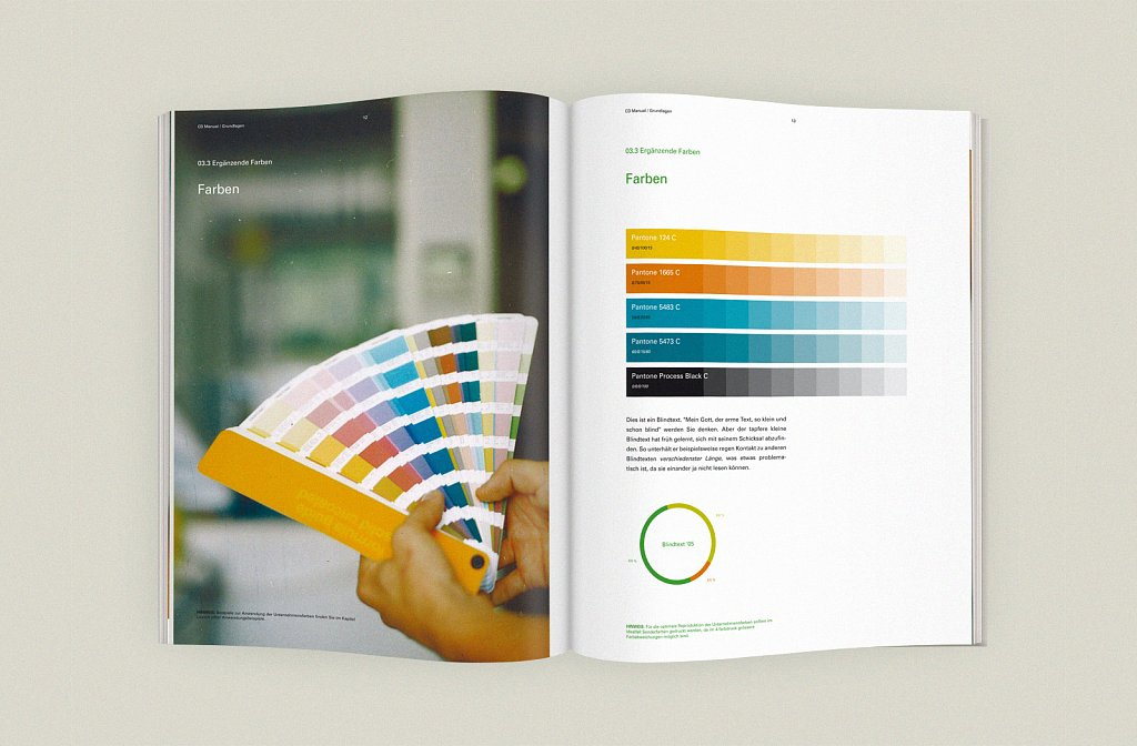 Hedinger Corporate Design